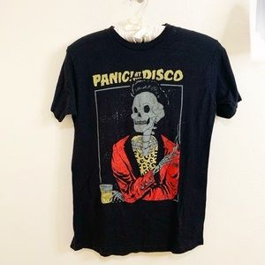 PANIC! AT THE DISCO DEATH OF A BACHELOR  Tee